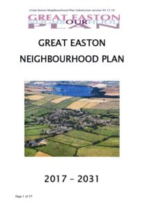 great-easton-neighbourhood-plan